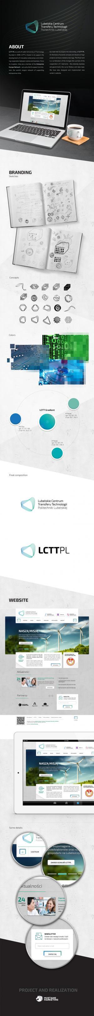 Branding dla LCTT PL - Lublin